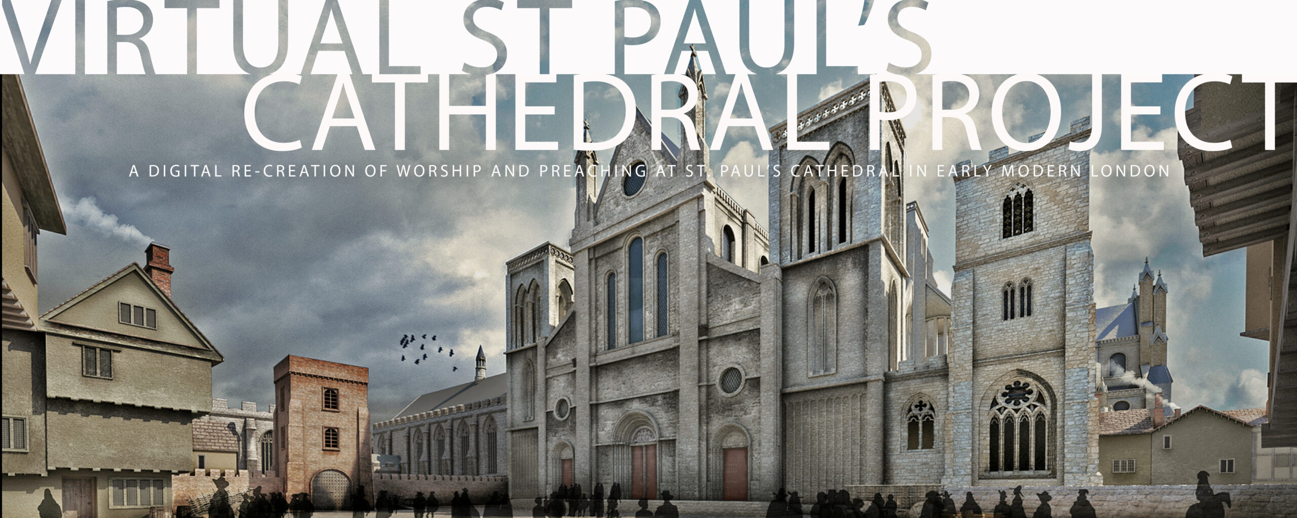 Virtual St. Paul's Cathedral Website